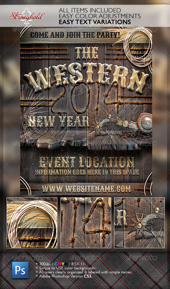 new year western wood flyer template wwwmoderngentzcom your template resource photoshop flyers to wordpress themes event flyer templates