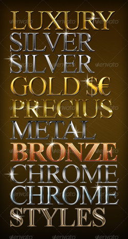 10 luxury metals