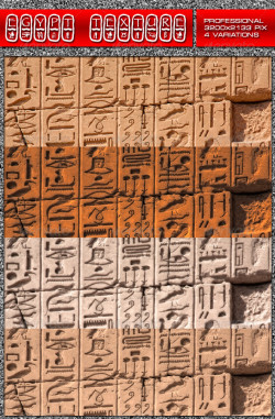 Antique Egypt Stone Texture_Preview