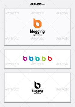 Blogging_Logo_Template_preview