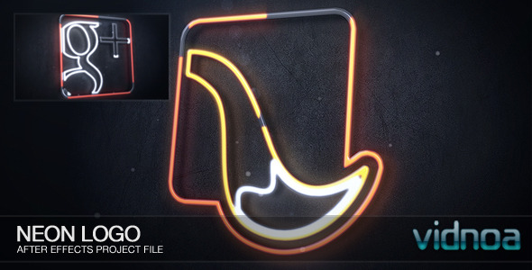 Neon Logo – After Effects Project | www.Moderngentz.com | Your ...