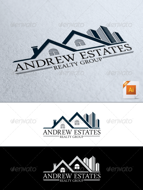 Real Estate Logo Stock Images RoyaltyFree Images