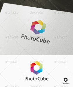 abstract-photography-logo-template