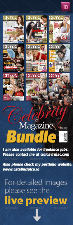 celebrity-magazine-bundle