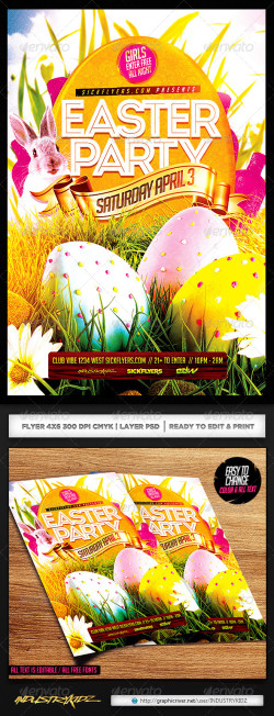 easter_party_flyer_template