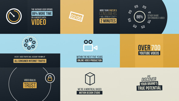Press Play – Video Marketing Promo – After Effects Project | www ...