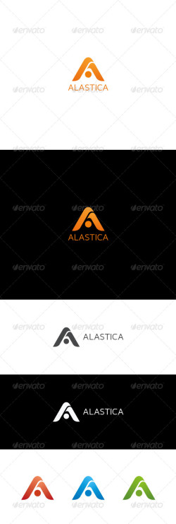 a_letter_logo_alastica_preview