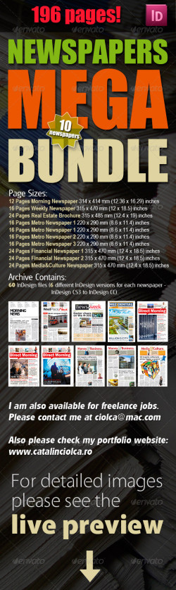 10-newspapers-mega-bundle
